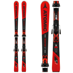Slalomové lyže ATOMIC Redster S7 + XT 12 BL/WH