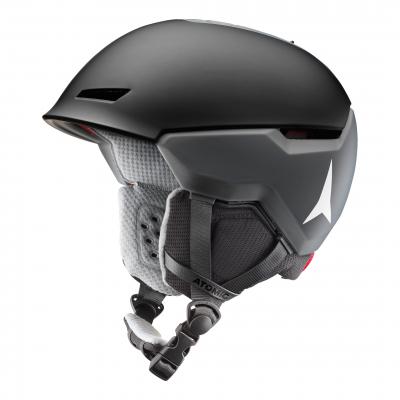 Lyžařská helma ATOMIC Revent+ LF Black - 18/19