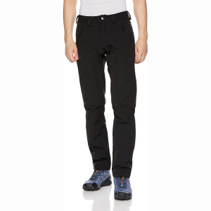 Nohavice SALOMON Wayfarer Warm Pant M Black