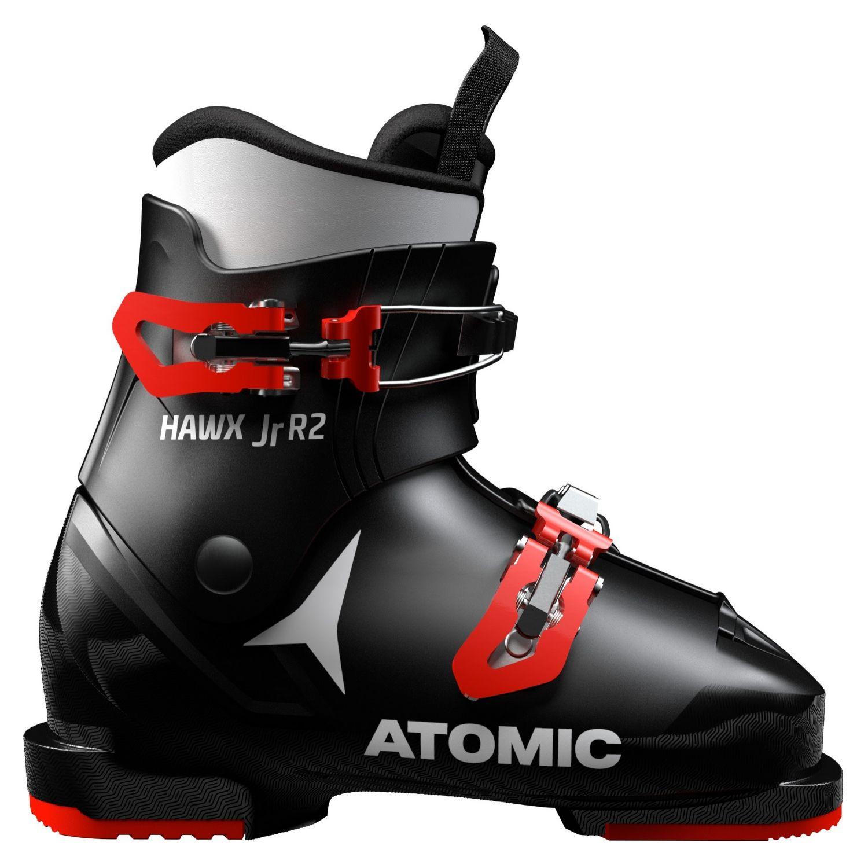 Lyžiarky ATOMIC Hawx JR R2 Black / Red Čierno-červená 20.0/20.5
