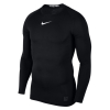 NIKE M Np Top Ls Comp Black