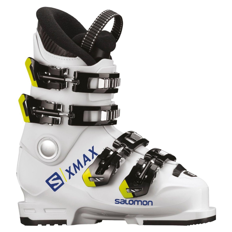 Lyžiarky SALOMON X Max 60T L White Biela 26.0/26.5