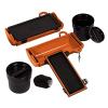 Ekologický obedár SCATO Traveler (Lunch Box) Orange