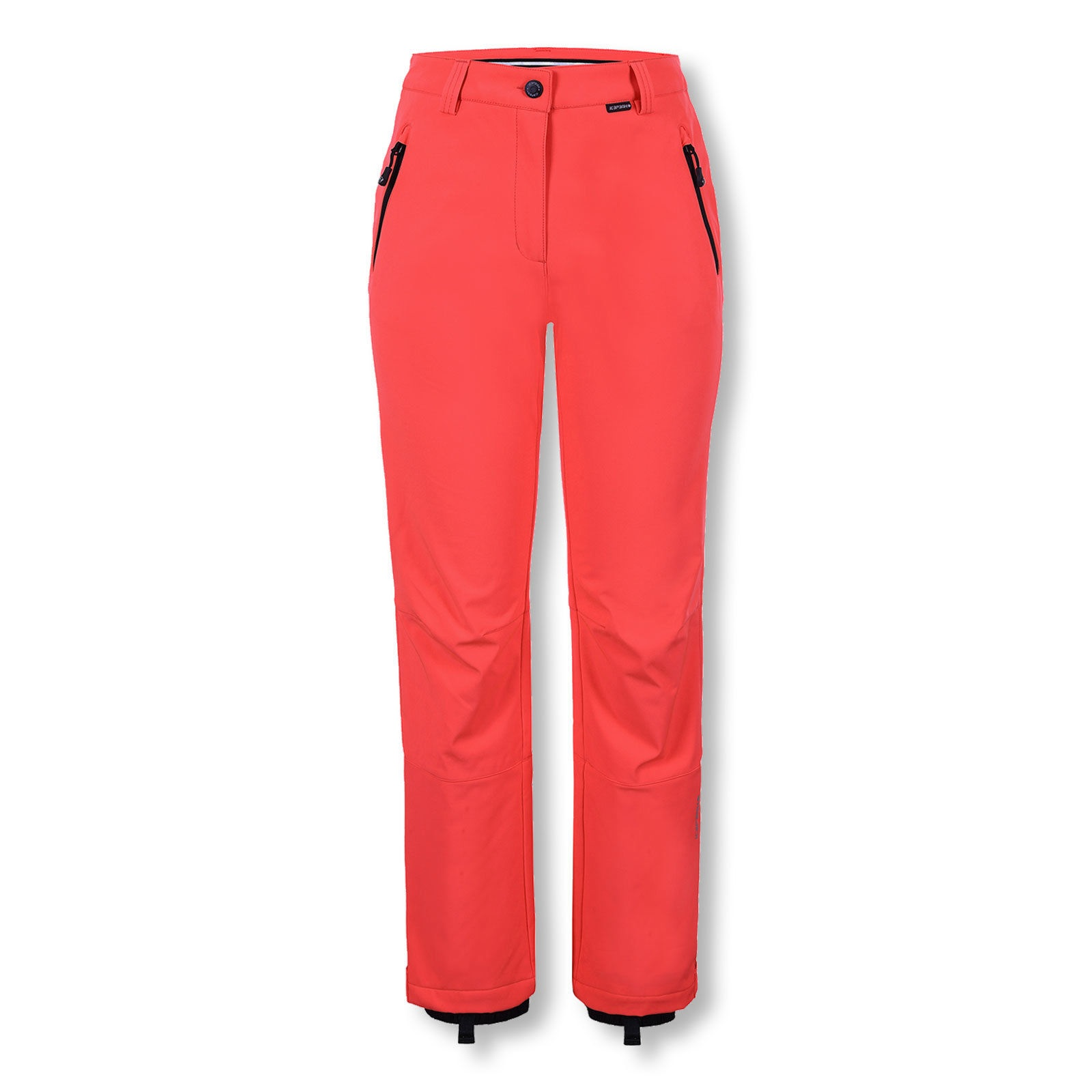 Dámske nohavice ICEPEAK Trudy Orange Oranžová XXL