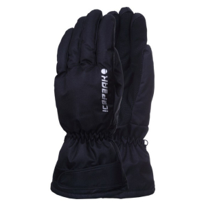Pánske rukavice ICEPEAK Dino Black