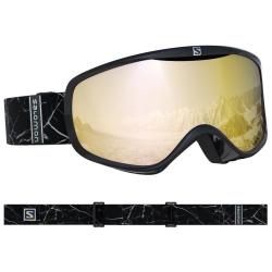 Lyžiarske okuliare SALOMON Sense Black Marble/Solar Bronze