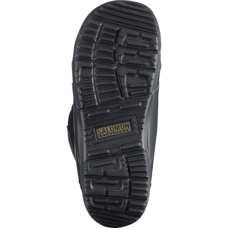 Snowboardová obuv SALOMON Faction BOA Black Čierna 27.5