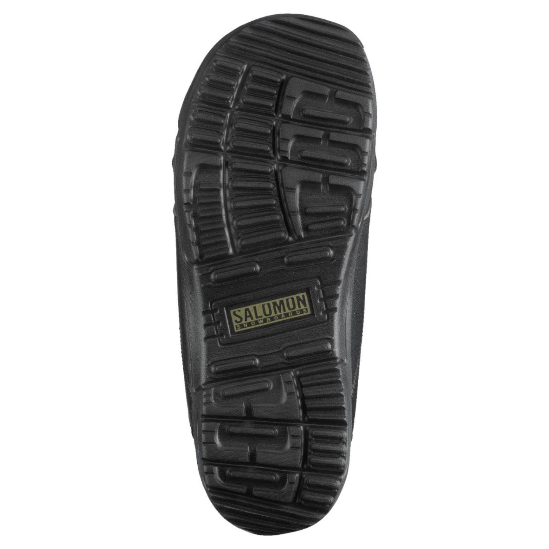 Snowboardová obuv SALOMON Faction Black Čierna 27.0