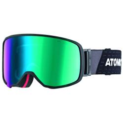 Lyžiarske okuliare ATOMIC Revent L FDL HD OTG Black 18/19