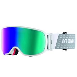 Lyžiarske okuliare ATOMIC Revent S FDL HD White 18/19