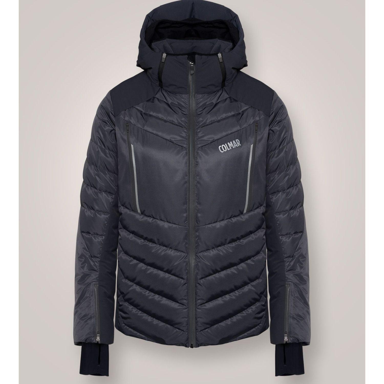 7842438d9 Pánska lyžiarska bunda COLMAR Stelvio Black - 18/19 Čierna XL