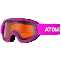 Lyžiarske okuliare ATOMIC Savor Jr Berry/Pink 18/19