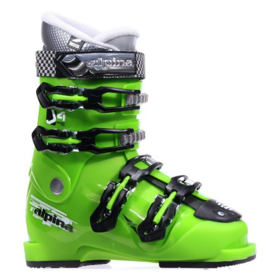 ALPINA J4 Green