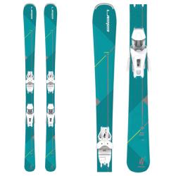 Zjazdové lyže ELAN Blue Magic LS + ELW 9