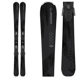 Zjazdové lyže ELAN Delight Black Edition PS + ELW 9 Swarovski