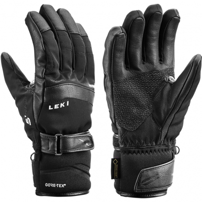 Rukavice LEKI Performance S GTX Black 18/19