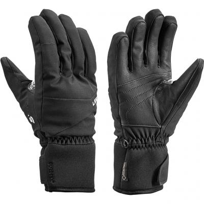 Rukavice LEKI Shape Flex S GTX Black 18/19