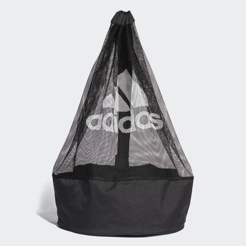 Futbalový vak na lopty ADIDAS FB Ballnet Black Čierna UNI