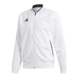 Pánska mikina Adidas CON18 PES White - 18/19