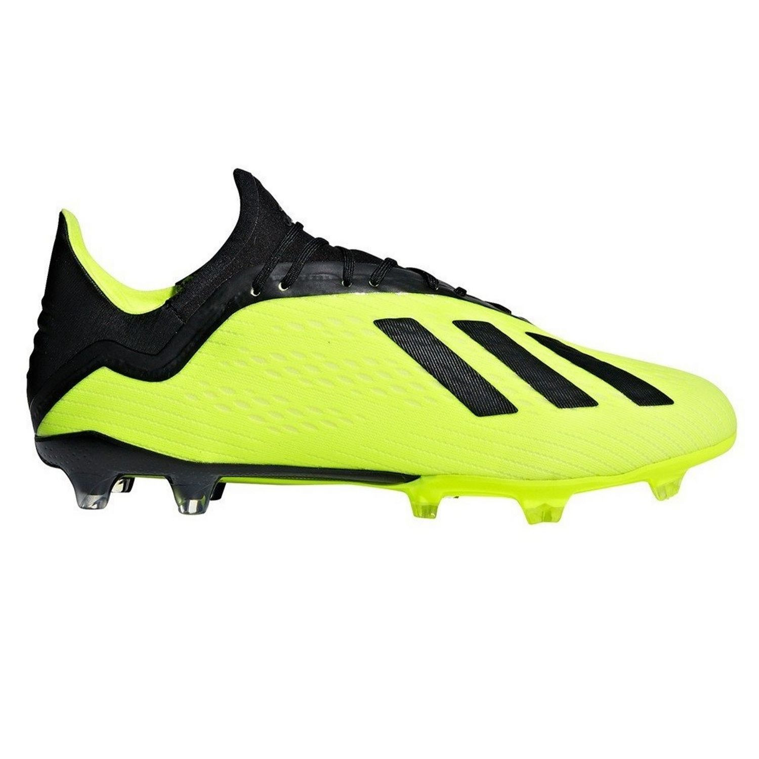 Kopačky ADIDAS X 18.2 Firm Ground Yellow Žltá 41 13