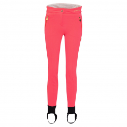 Lyžařské kalhoty SPORTALM Field RR Neon Pink
