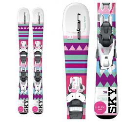 Zjazdové lyže ELAN Sky QS + EL 4.5 - 18/19