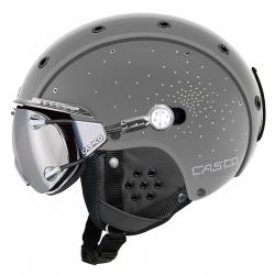 Lyžiarska prilba CASCO SP-3 Limited Crystal Grey  - 18/19