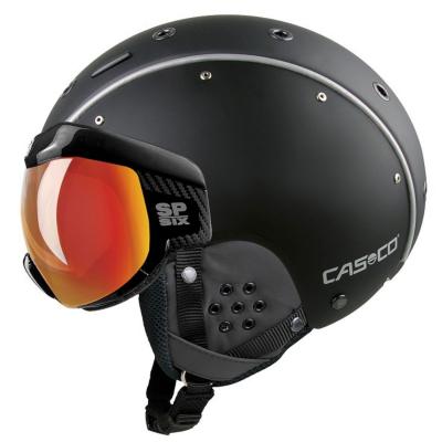 CASCO SP-6 Visier Black Vautron Multilayer Black