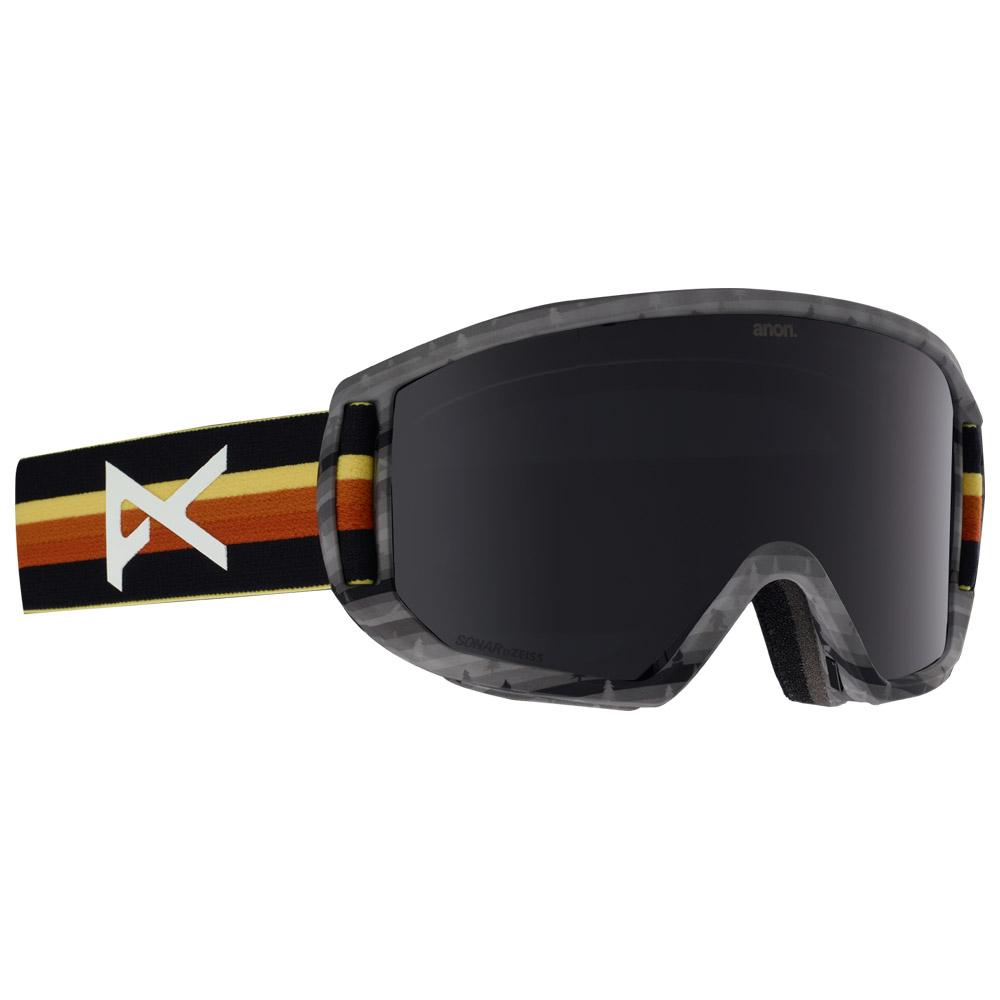 Lyžiarske okuliare ANON Relapse MFI HCSC   Sonar Smoke - 18 19 8f1a005bad1