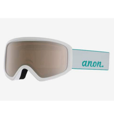 ANON Insight White / Silver Amber