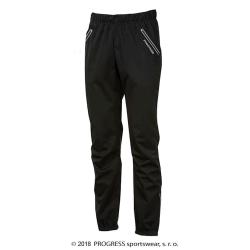 Pánske nohavice PROGRESS Frosty Black - 18/19