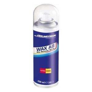 Holmenkol WaxAb 250ml - Čistič a odstraňovač vosku