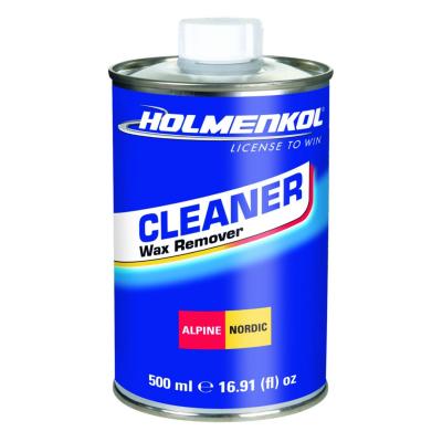 Holmenkol CLEANER 500ml - Čistič a odstraňovač vosku