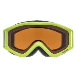 Detské lyžiarske okuliare UVEX Speedy Pro Green