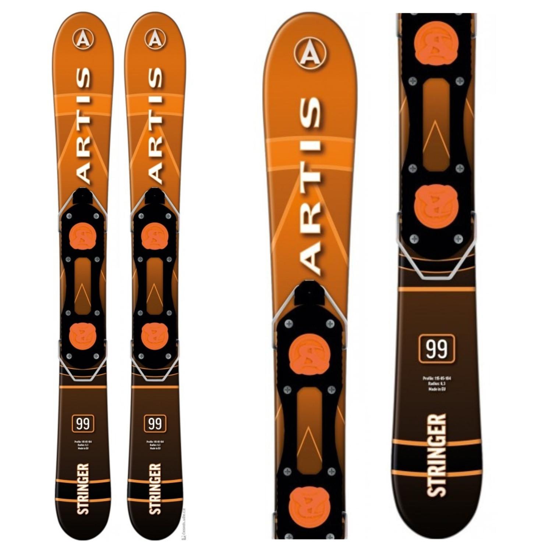 Krátke lyže SPORTEN Artis Stringer 99 cm
