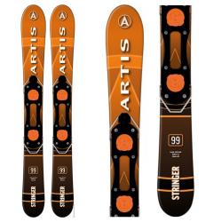Krátke lyže SPORTEN Artis Stringer