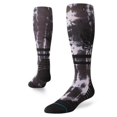 Ponožky STANCE Bless Up Snow Grey - 18/19