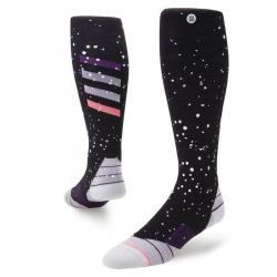 Ponožky STANCE Wonderland Black - 18/19
