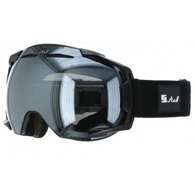 Lyžařské brýle STUF Skye OTG Black - 18/19