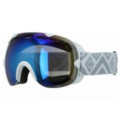Lyžiarske okuliare STUF Ryder Uni White