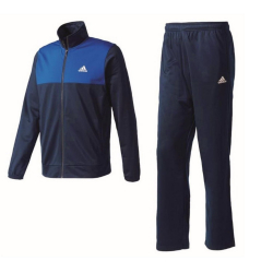 Pánska súprava ADIDAS Back To Basics Blue - 18/19