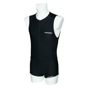 Chránič chrbta KOMPERDELL Cross Eco Vest Black