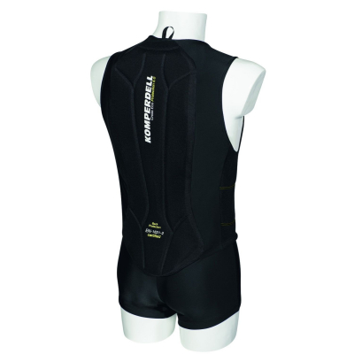 KOMPERDELL Cross Eco Vest Black