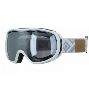Lyžiarske okuliare STUF Flow Advanced White