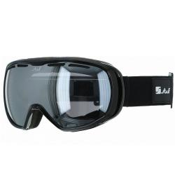 Lyžiarske okuliare STUF Flow Advanced Black - 18/19