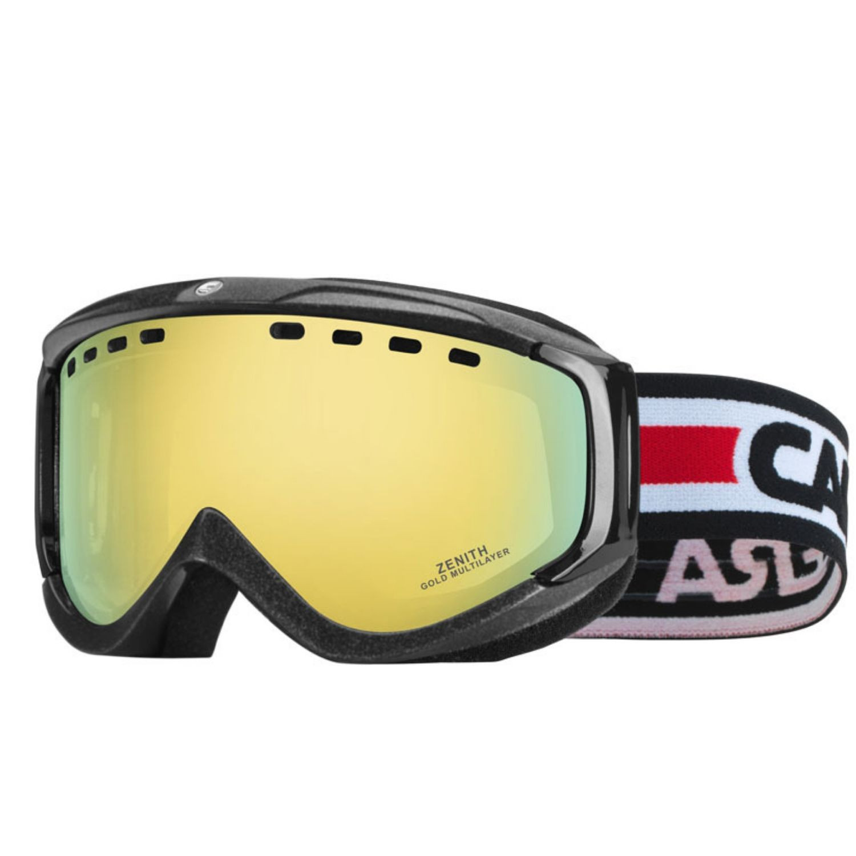 f30d6c65a Lyžiarske okuliare CARRERA Zenith Matt BlackGold - 1718 Čierno-zlatá UNI
