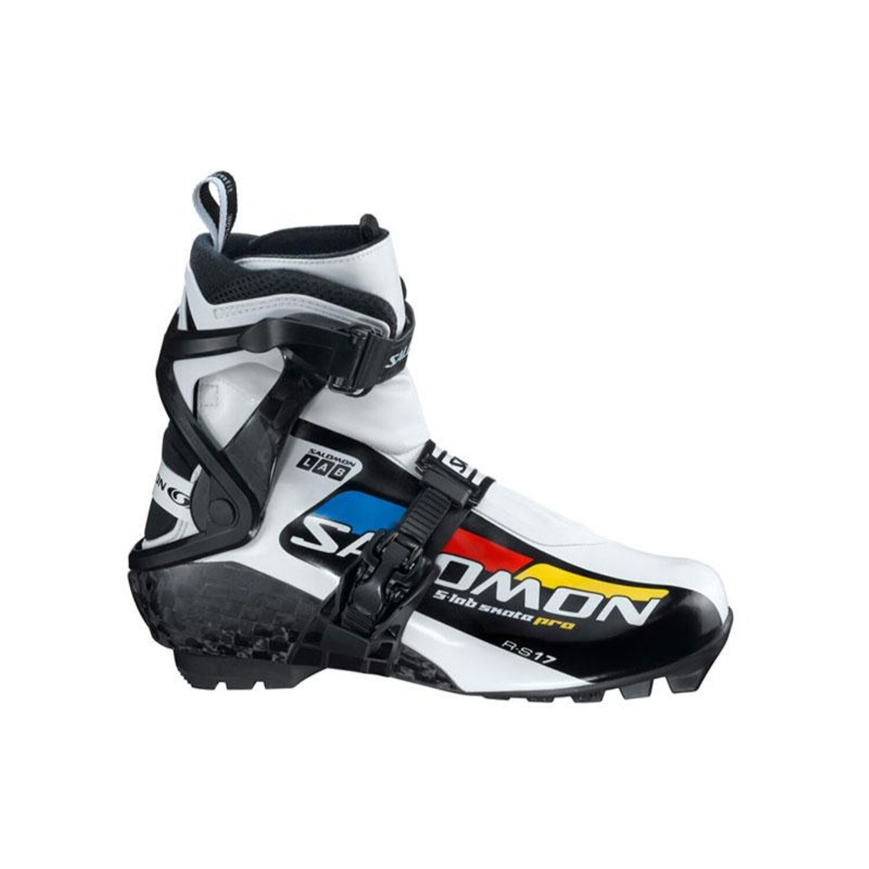 Bežecká obuv SALOMON S-Lab Skate Pro Pilot Čierno-biela uk 12