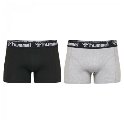 HUMMEL Mars 2-pack Black/Grey
