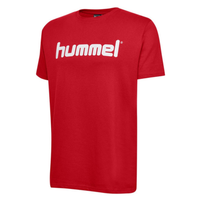 HUMMEL GO Cotton LOGO Red