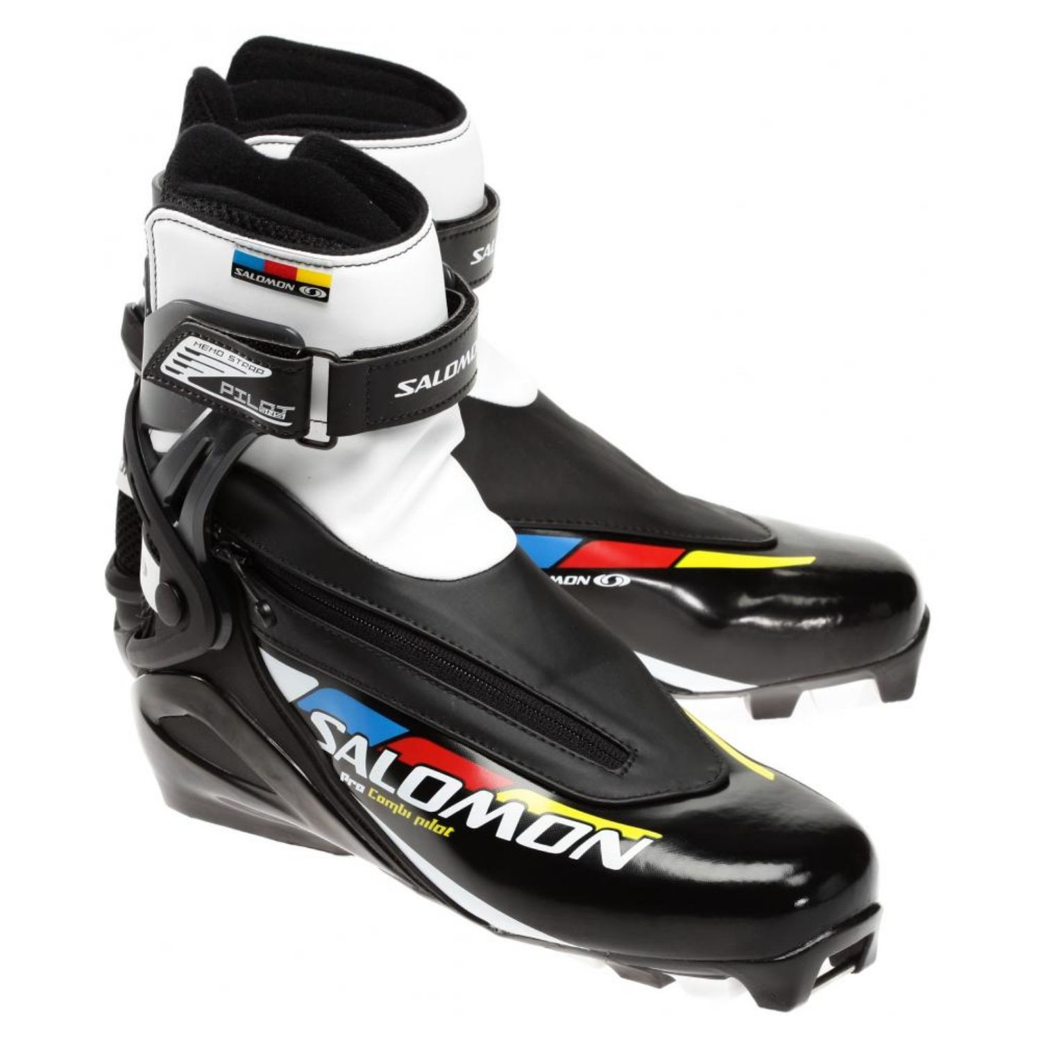 SALOMON Pro Combi Pilot Black Čierna uk 6